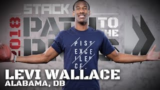 How Levi Wallace Went From Zero-Star Recruit to NFL Cornerback
