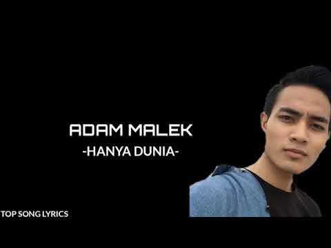 Adam malek~hanya duniamu.(ost villa ghazara tv3)