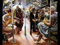 "view Lily Furedi's ""Subway"" – American Art Moments digital asset number 1"