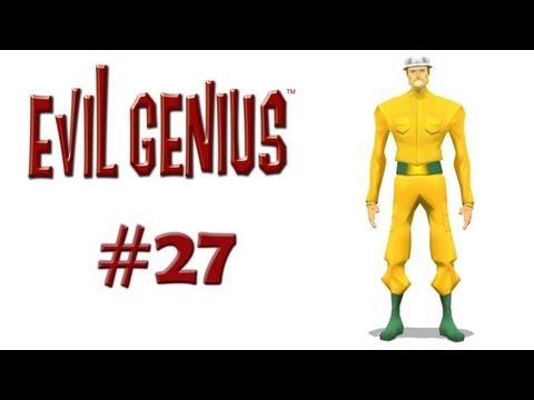 Let's Play - Evil Genius: Jet Chan is Taken Down! [27]
