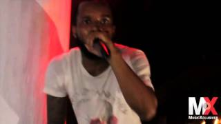 "Tory Lanez Performs ""The Godfather"" at Santos Party House in New York City 