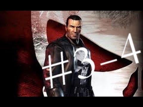 Punisher Part-Through Mission 3-4