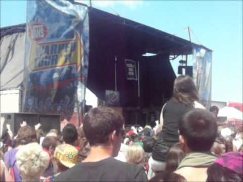 "Attack Attack! - ""Lonely"" Live @ Warped Tour 2011"