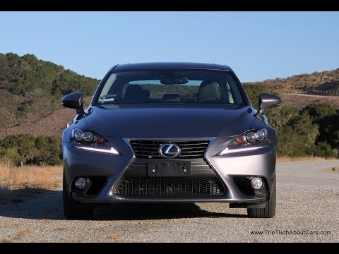 2014 Lexus IS 250 Review and Road Test