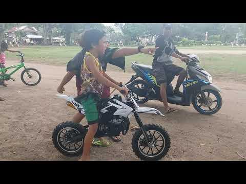 Tinkerbike  DBS 49cc in Panglao Bohol
