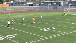 Ajax 04B Green v Pittsburgh Youth 03B  **880 Cup, San Leandro  7/22/17