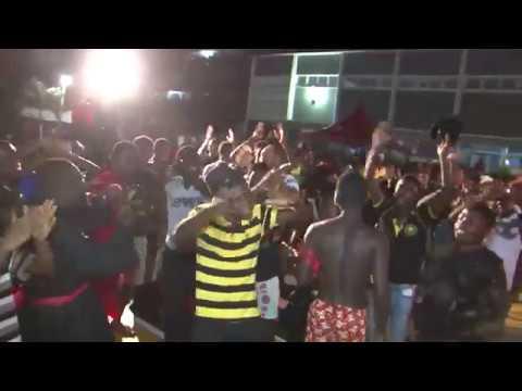 katanga hall students sing we no bore (KNUST STUDENT)