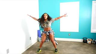 DANCEHALL WORKOUT -Keaira LaShae