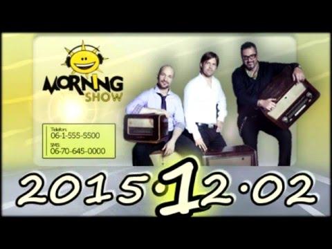 Class FM Morning Show Adás 2015 12 02 [Szerda] Borsos Áron, Kökény férfi csók, Kamionos vs. migráns letöltés