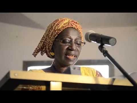 PACTED - Opening Speech- Fatou Diop Ndiaye