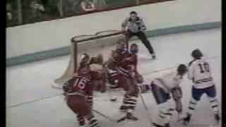 Canadiens vs. the Soviet Red Army - Dec. 31, 1975