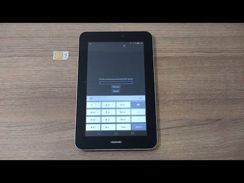 Huawei Media Pad 7 Youth 2 dekodiranje pomoću koda
