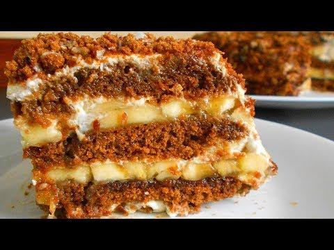 Бесподобно вкусный Торт