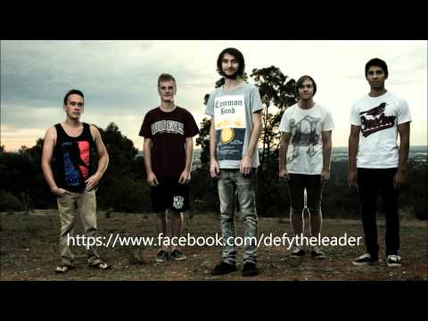 Defy The Leader - Hollaback Girl (cover) feat. Shah from Idle Eyes