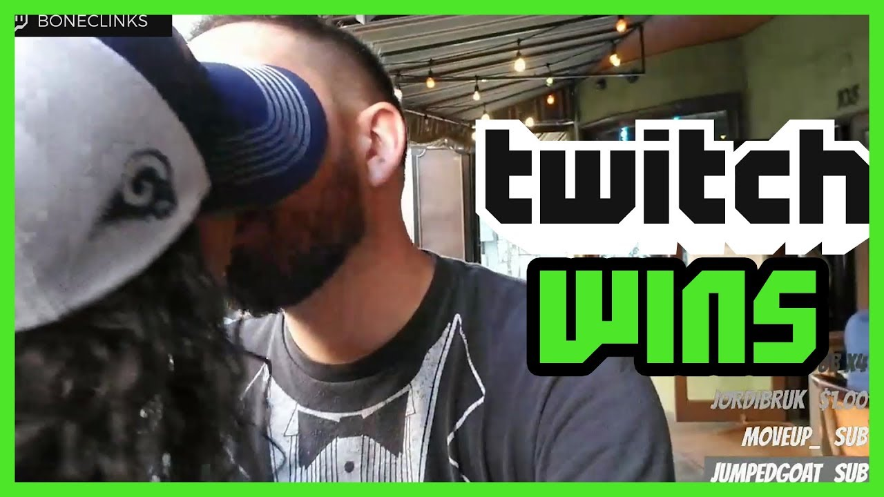 """""""Would you mind if I made out with you?"""" ► [#25] Top 10 Twitch WIN"""
