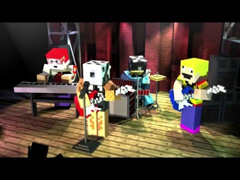 50 Ways to Die in Minecraft Music Video