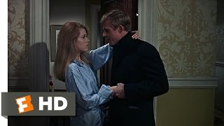 Barefoot in the Park (2/9) Movie CLIP - A Real Kiss (1967) HD
