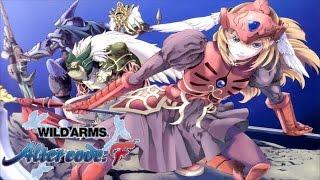 Wild Arms Alter Code f  (Wild Arms Remake) Volvemos a Filgaia (60fps)