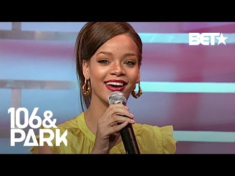 #TBT Rihanna Talks Dating Life, 'Girl Like Me' Album & More! | 106 & Park