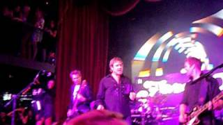 DURAN DURAN - BOYS KEEP SWINGING LIVE PREMIERE 2010