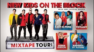 New Kids On The Block - Live Concert at Fiserv Forum, Milwaukee, WI, Mixtape Tour 2019 Video