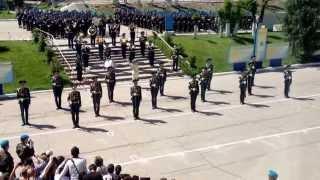 видео: РПК Республиканской Гвардии город Алматы дефиле тема