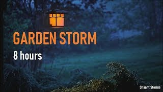 Download Heavy Thunderstorm and Rain Sounds - 8 Hours For Sleep Study & Relaxation Mp3 and Videos
