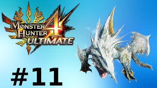 "Monster Hunter 4 Ultimate Multiplayer -- Part 11: ""You! Stupid Boy!!"""