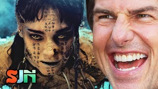 Did Tom Cruise Kill The Mummy?