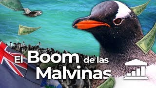¿Cómo MALVINAS ADELANTÓ a la ARGENTINA?- VisualPolitik