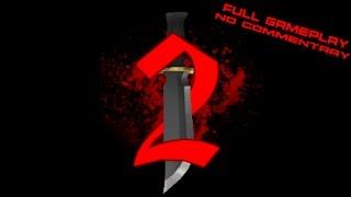 Roblox: Murder Mystery 2 - Juego completo - Sin comentarios