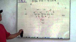 4Mila, Coach Coco boardwork on 51 / 50 Dig -v- 13 cov 4