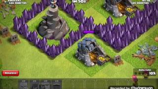 Juego con mi primo a clash of clans \clash of clans#3