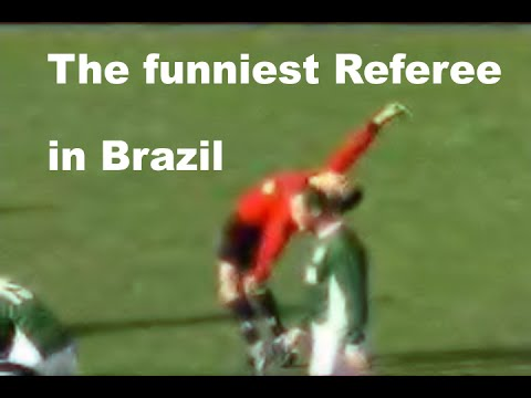 The Funniest Referee in Brazil digitally remastered full HD