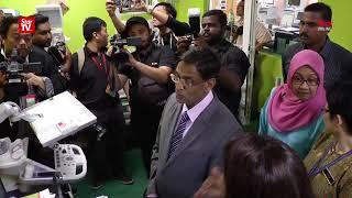 Hospital Sungai Buloh expands its ICU ward
