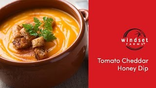 Windset Farms: Grape Tomato & Cheddar Dip With Chef Ned Bell