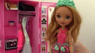 Одевалки для девочек - Одежда для кукол barbie, выбираем туфли