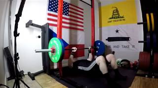 Jason Why Are You Training The Floor Press Again?