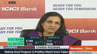 ICICI Bank Q2 Profit Misses Estimates, Asset Quality Steady