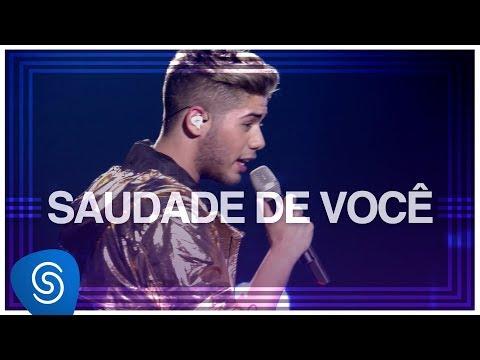 Zé Felipe - Saudade de Você (DVD Na Mesma Estrada)...