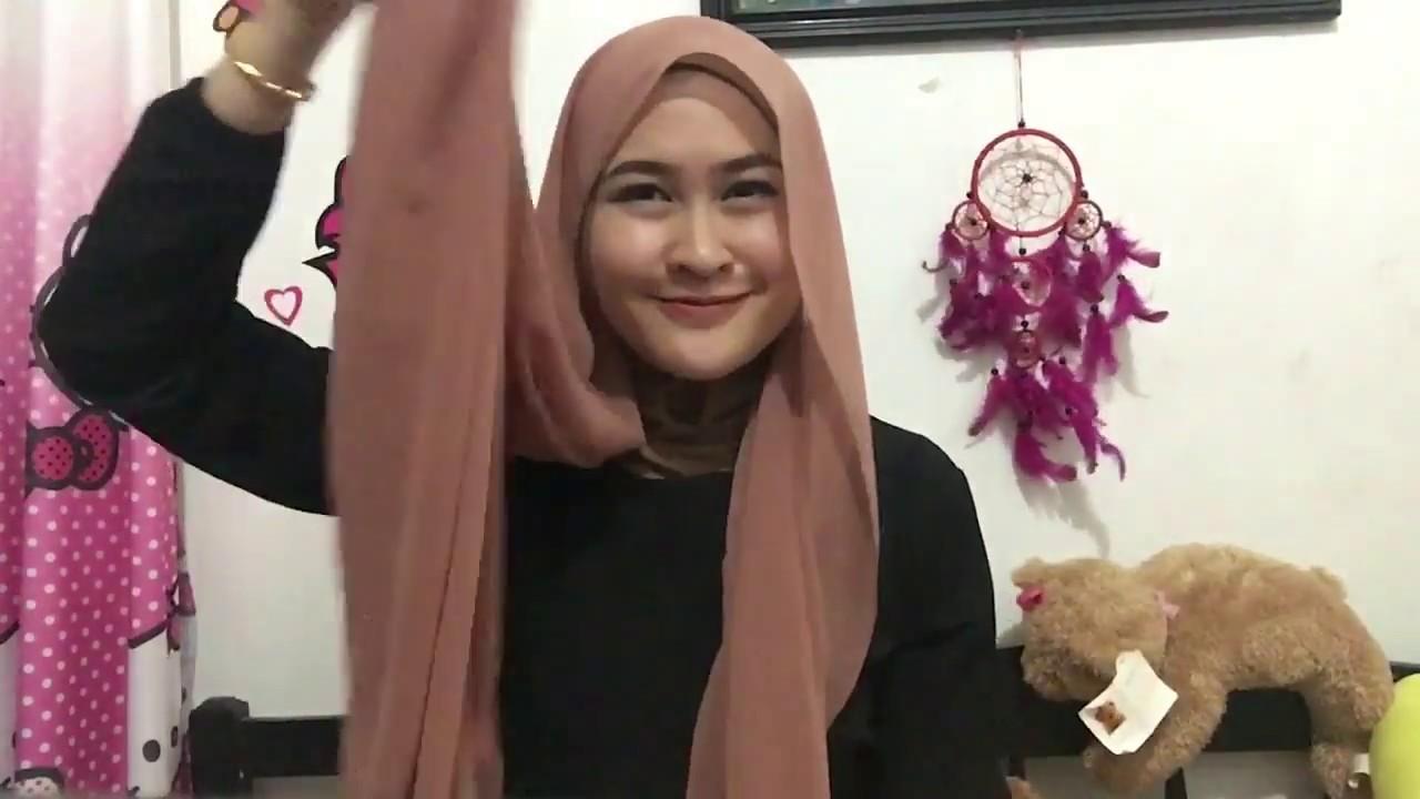 Tutorial Hijab Ala Kenny 4 YouTube