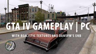 GTA IV GAMEPLAY   PC