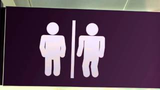 Toilet Sign Inequality