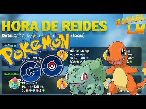 Fly Gps Pokémon Go Hora Das Reides Em Busca De Um Brilhante