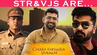 Only One Word for Simbu , Vijay Sethupathi… | Arun Vijay | Chekka Chivantha Vaanam Sneak Peek