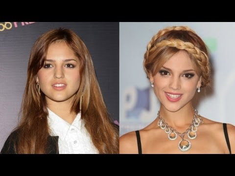See Eiza Gonzalez Before Plastic Surgery