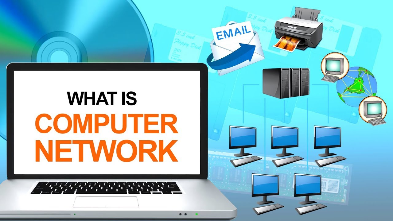 What Is Computer Network Computer Networking Basics For Beginners Computer Technology Course Youtube