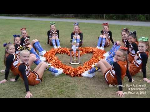 Oh I think that I've found myself a cheerleader