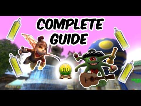 Wizard101 - FARMING ENERGY ELIXIRS (Guide)