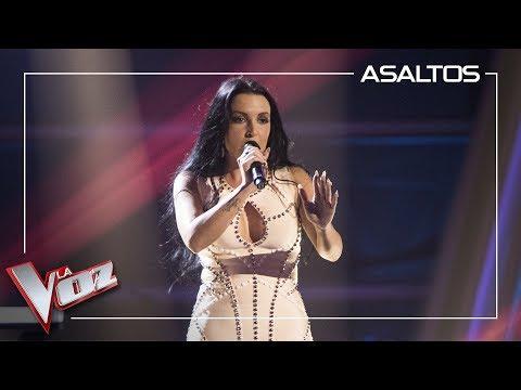 Elena Vargas canta 'Dígale' | Asaltos | La Voz Antena 3 2019